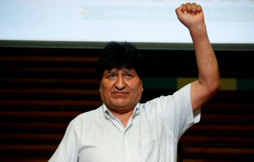 Tras elecciones Bolivia y tener un ganador, Evo Morales lanza 'amenaza' de regresar a su país (FOTO)