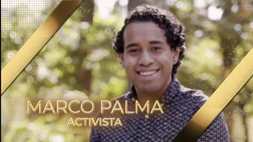 Marco Palma: Un soñador al servicio de la comunidad