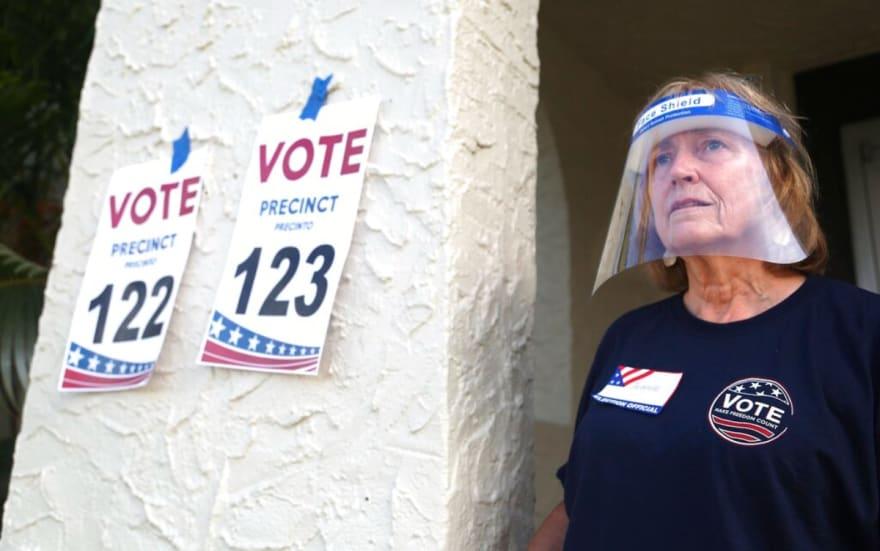 Florida: Alarma por acumulación de sobres con votos en oficina postal