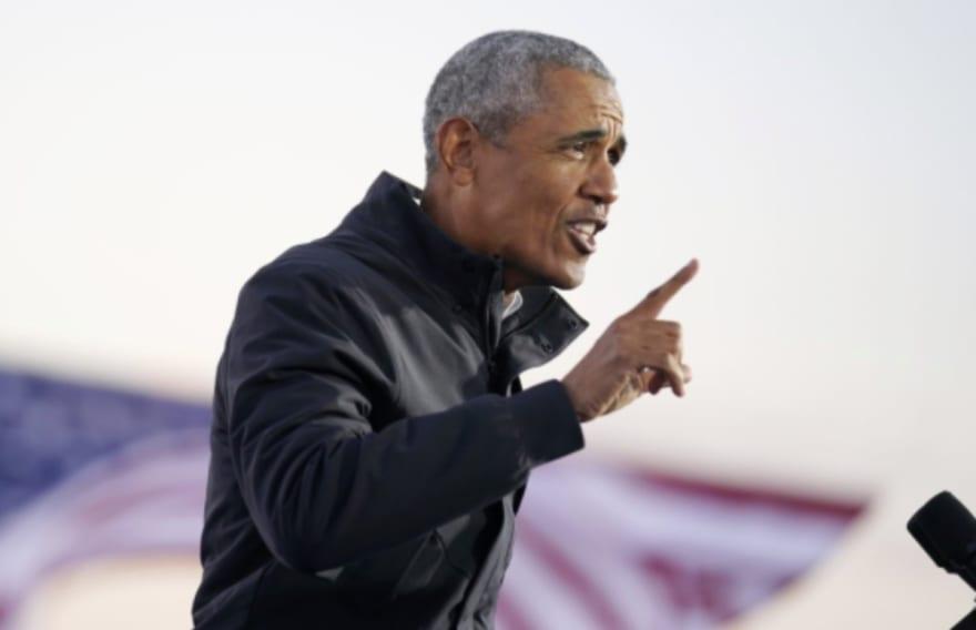 Obama asegura que Trump no se tomó en serio la Presidencia ni la pandemia
