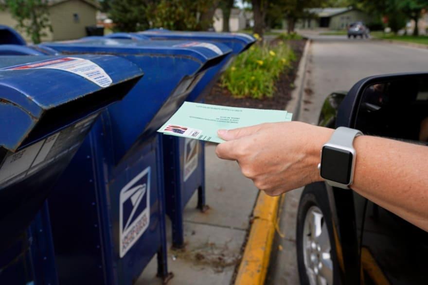 Juez ordena medidas extraordinarias para voto por correo