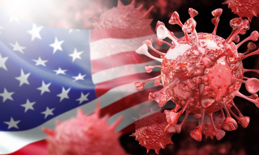 EE.UU. rompe récord de contagios de COVID-19 por tercer día consecutivo