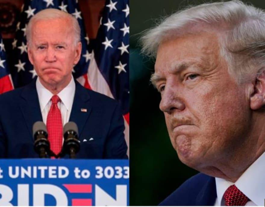 Biden gana en Georgia y Trump en Carolina del Norte, proyectan medios