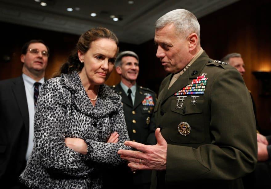Joe Biden designaría a Michele Flournoy como la primera mujer en ser secretaria de Defensa (FOTO)