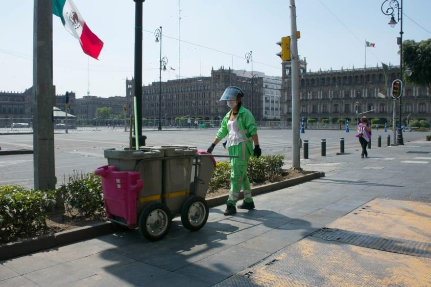 México supera el millón de contagios confirmados de coronavirus