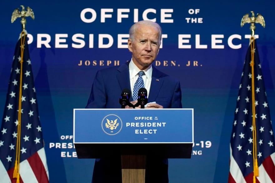 Biden ya tendría decisión sobre declarar o no el confinamiento nacional