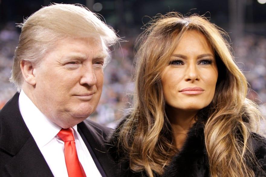 El dinero que aseguran recibiría Melania si se divorcia de Trump
