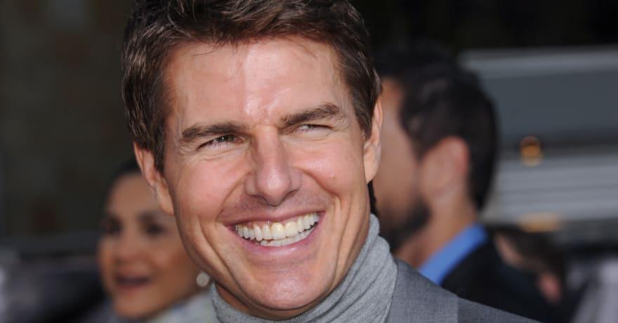 Tom Cruise firma contrato para viajar al espacio como pasajero