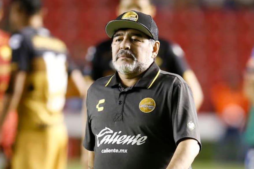 Sale a la luz llamada al 911 pidiendo ayuda para Diego Armando Maradona (VIDEO)