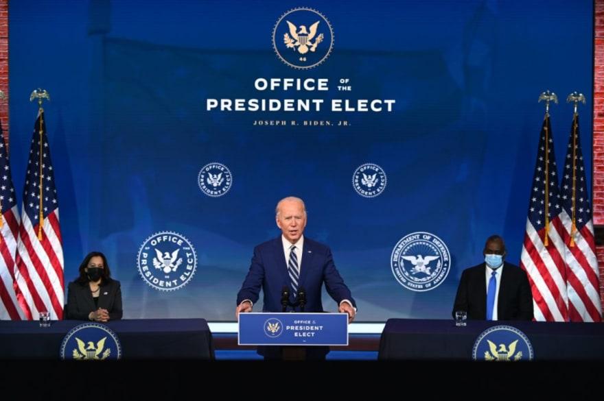 "Biden dice que buscará ""acabar con las guerras eternas"" de Estados Unidos"