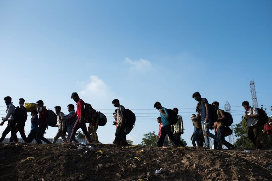 Senadores presentan proyecto para recolectar información sobre migrantes detenidos en riesgo de contraer COVID-19