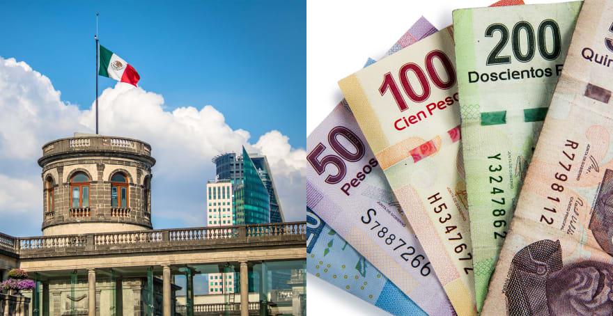 Peso mexicano baja pero se prevee estabilidad: Cambio al 3 de abril y por qué