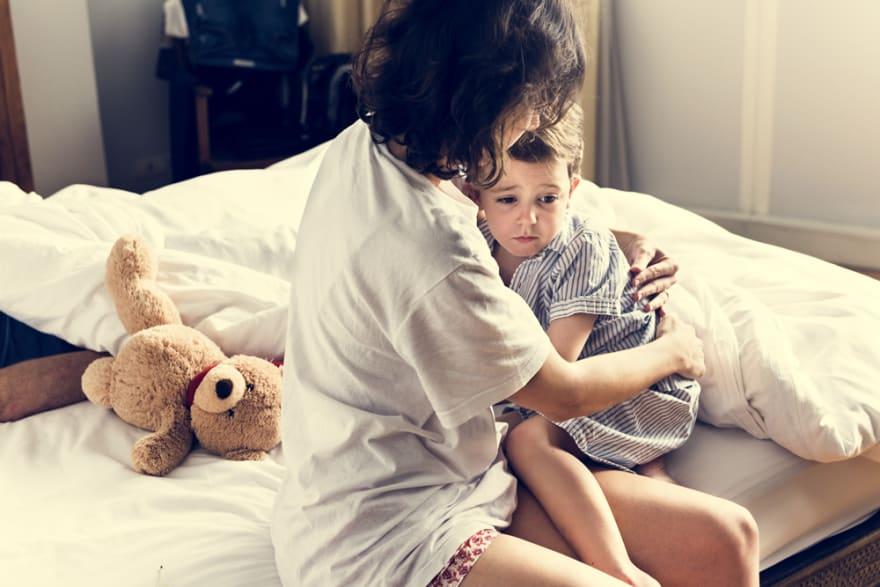 Estrés postraumático en niños: ¿Por qué tu hijo ya no es el mismo?