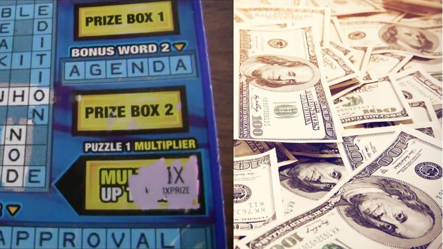 Aceptar el consejo de un extraño la llevó a ganar la lotería