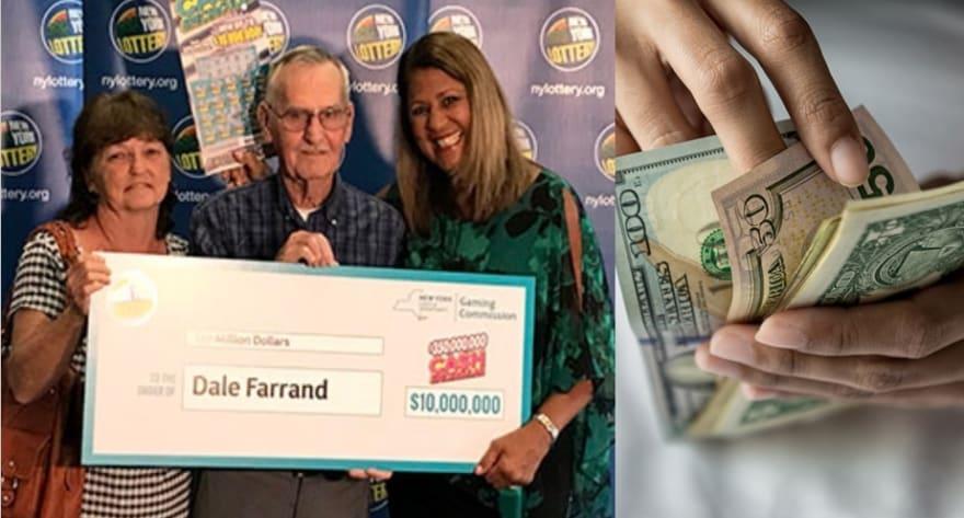 Neoyorquino gana $10 millones en la lotería gracias a su perro
