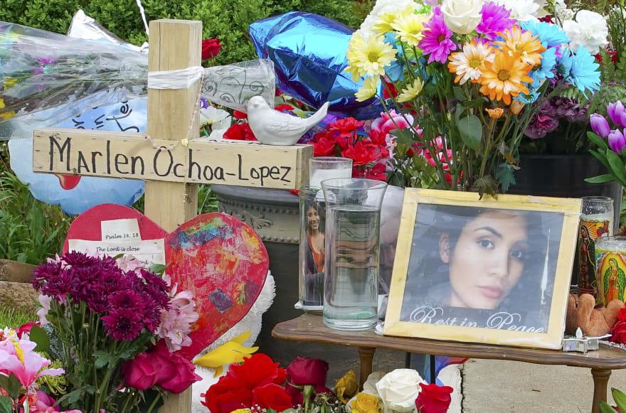 Muere bebé de Marlen Ochoa y revelan lo que pide su familia (VIDEO)