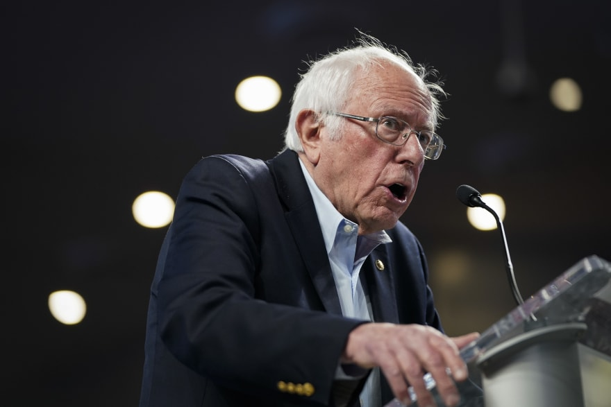 Bernie Sanders abandona la carrera a la presidencia y deja el camino libre a Biden