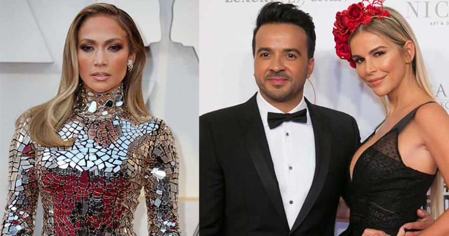 Esposa de Fonsi presume trasero al estilo de Jennifer López (FOTOS)