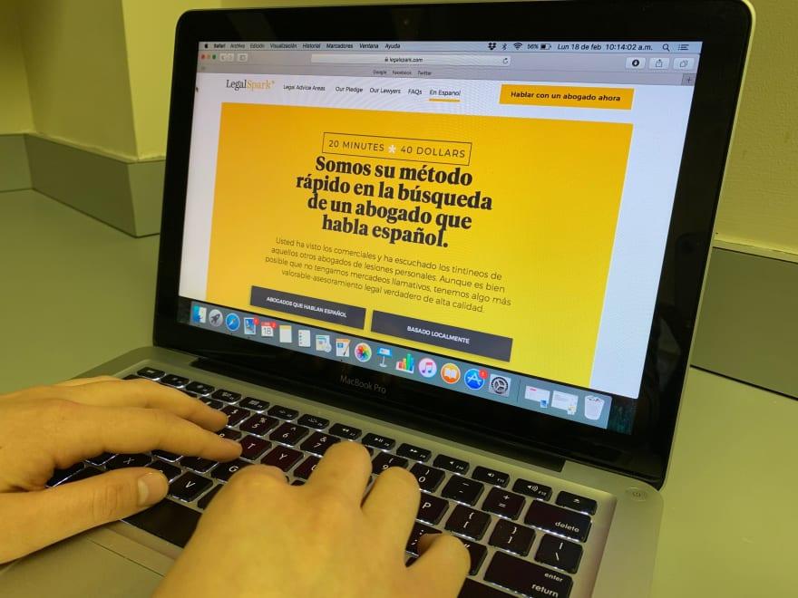 Aplicación digital facilita consultas legales a hispanos en Georgia