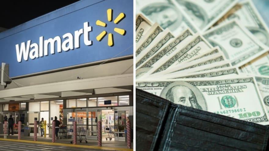Perdió su billetera con $5,000 en Walmart pero sucedió algo inesperado