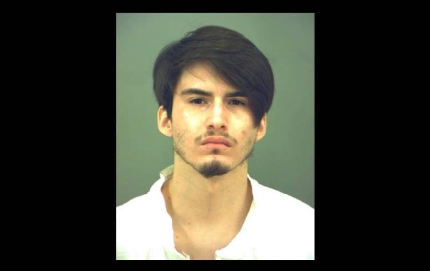 Dalton Delgadillo es acusado del asesinato a balazos de un amigo