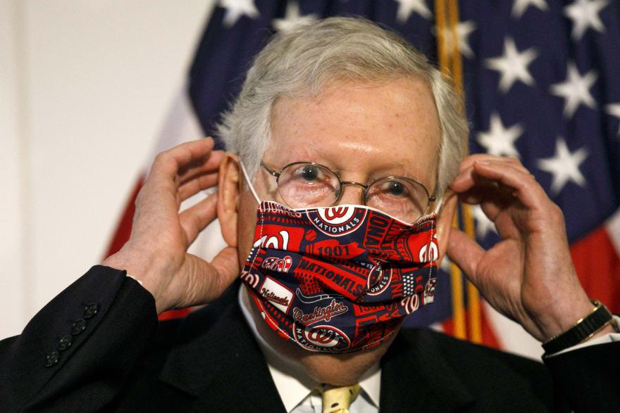 Republicanos presentan proyecto de ayuda por coronavirus; hay acuerdo para segundo cheque