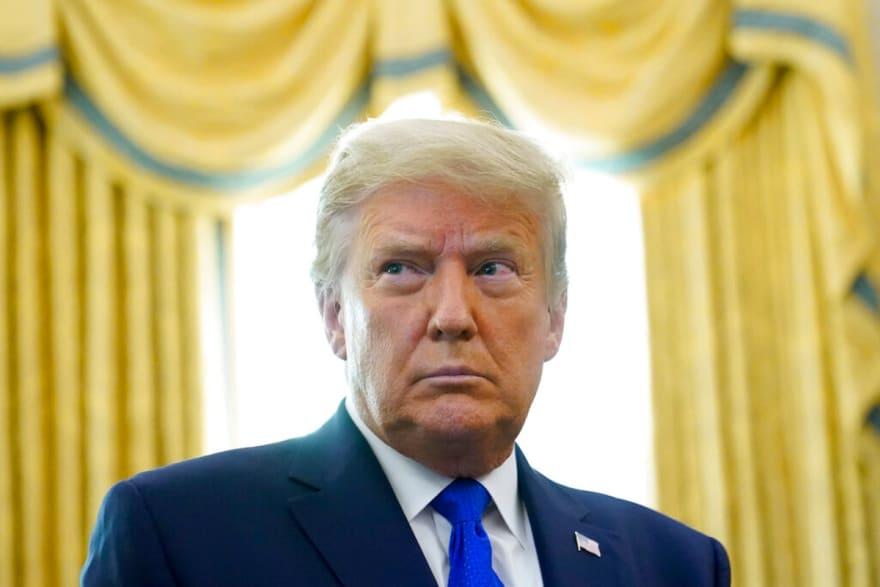Donald Trump deja la Casa Blanca con 250 millones de dólares recaudados