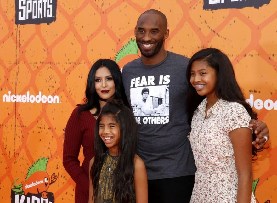 Vanessa, viuda de Kobe Bryant, se defiende de demanda de su mamá