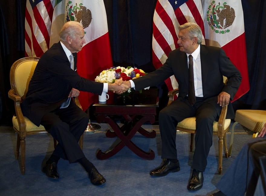 AMLO espera que Joe Biden cumpla con reforma migratoria