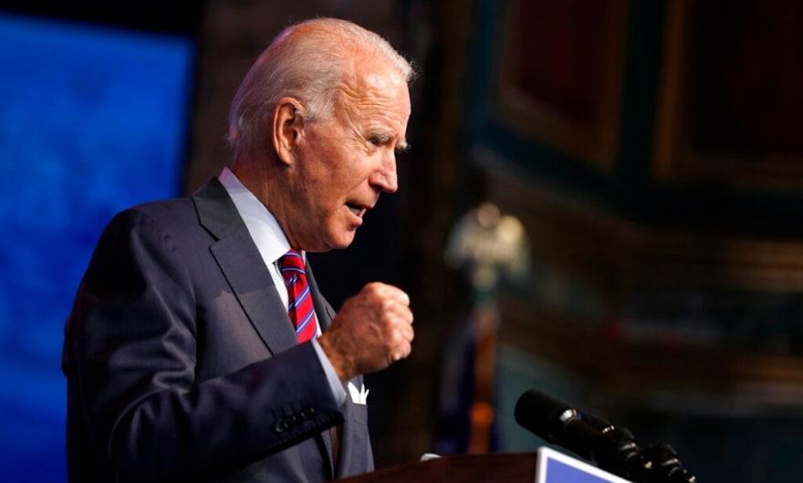Biden promete una tercera ronda de cheques a comienzos del próximo año