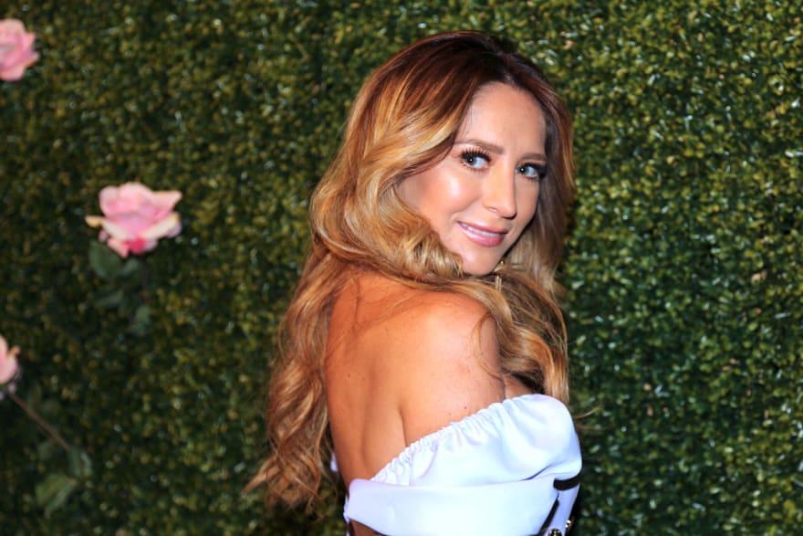 """Después de su divorcio de Gabriel Soto, Geraldine Bazán confirma que """"está con alguien"""""""