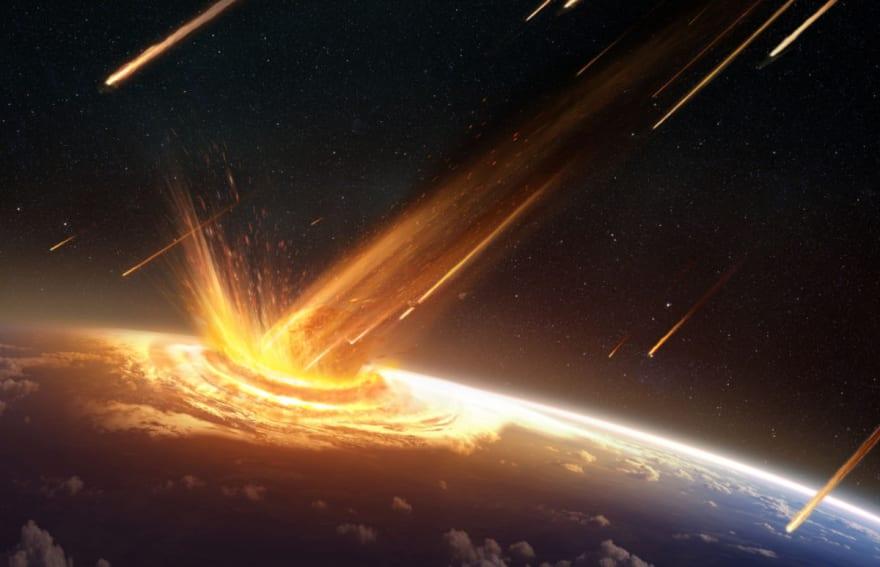Asteroides y zombies, el 2021 no luce tan bien según Nostradamus
