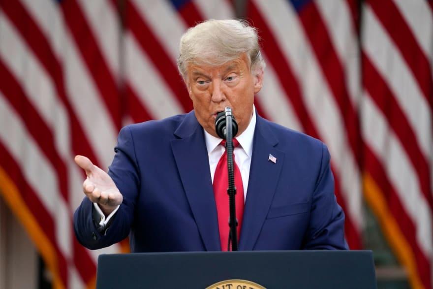 Trump lleva al Tribunal Supremo los resultados de las elecciones en Wisconsin