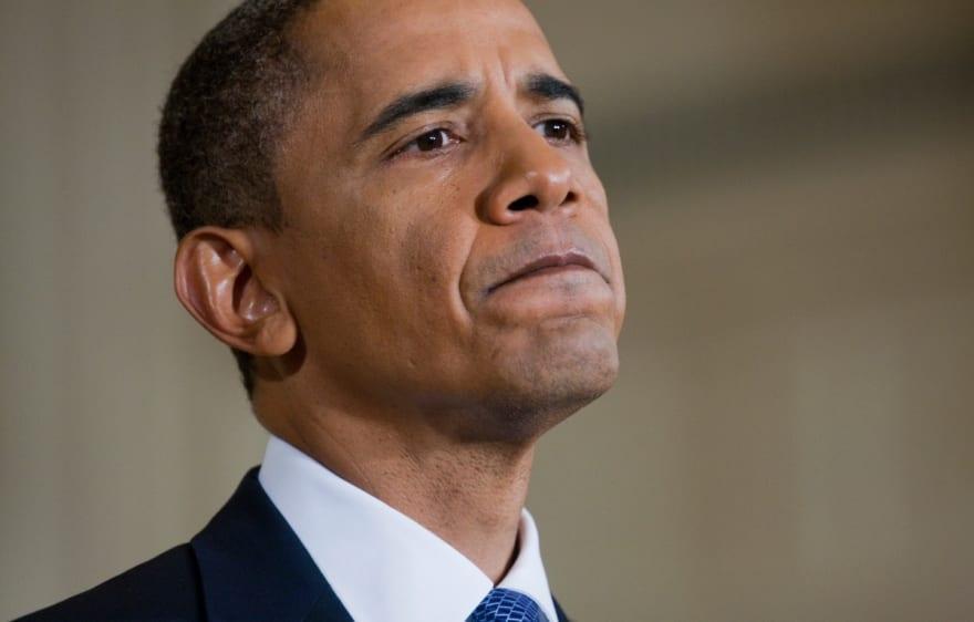 Es una vergüenza y deshonra para el país, dice Obama sobre toma del Capitolio