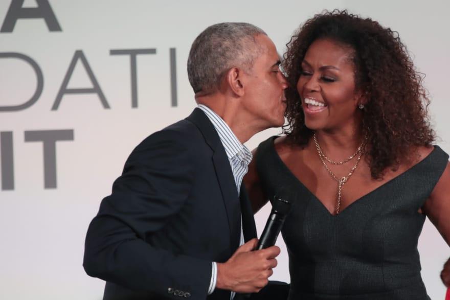 El romántico mensaje de Barack Obama para Michelle por su cumpleaños (FOTO)