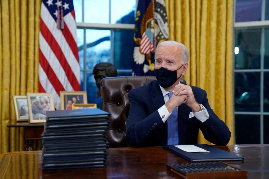 Joe Biden firmará orden ejecutiva de Buy American para impulsar lo hecho en EE.UU.
