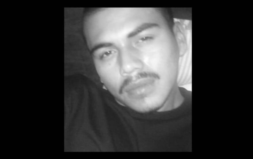 David Tovar Jr. murió abatido por balazos de la policía