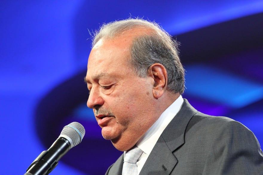 Revelan que Carlos Slim está contagiado de coronavirus
