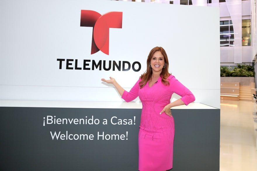 María Celeste asegura que su despido de Telemundo no le afectó tanto