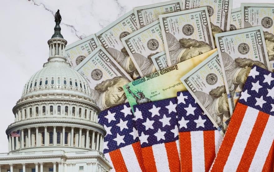Congresistas proponen cheques de $2,000 mensuales hasta que termine la pandemia