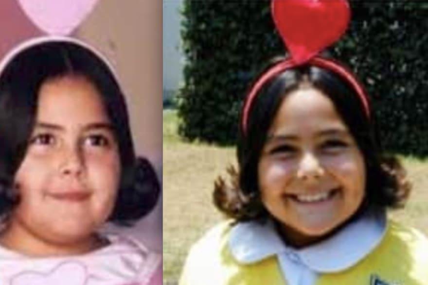 ¡Bajó mucho de peso! Muestran sorprendente cambio físico de 'Polita' la pequeña actriz de Vivan los niños (FOTOS)
