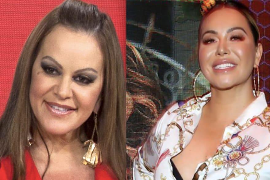 La Chacha (11 de Febrero) ¿No la respeta? Chiquis Rivera desata indignación por imitar a su mamá Jenni en TikTok (VIDEO)