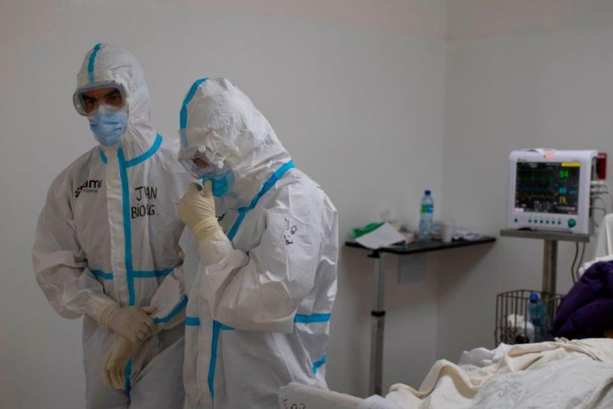 Reportan casos de hantavirus en Nevada y Michigan