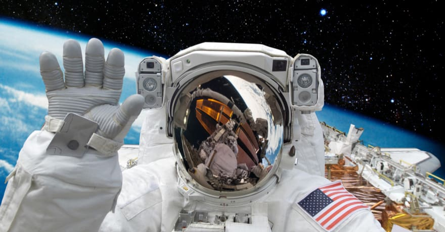 La primera tripulación espacial privada pagó 55 millones para volar