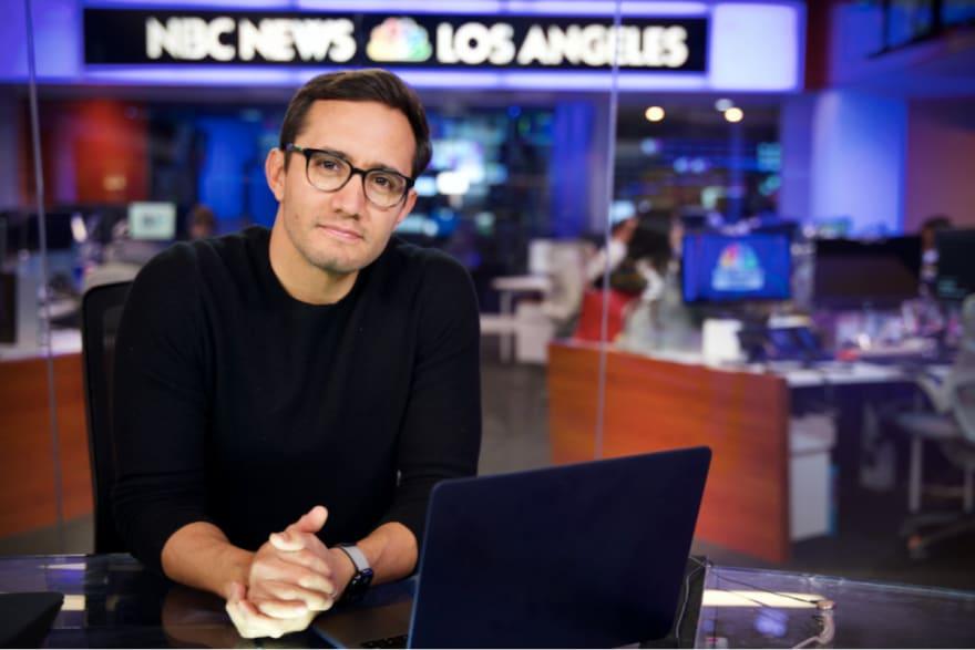 EN EXCLUSIVA: Gadi Schwartz, corresponsal de NBC responde dudas sobre los efectos de las clases online
