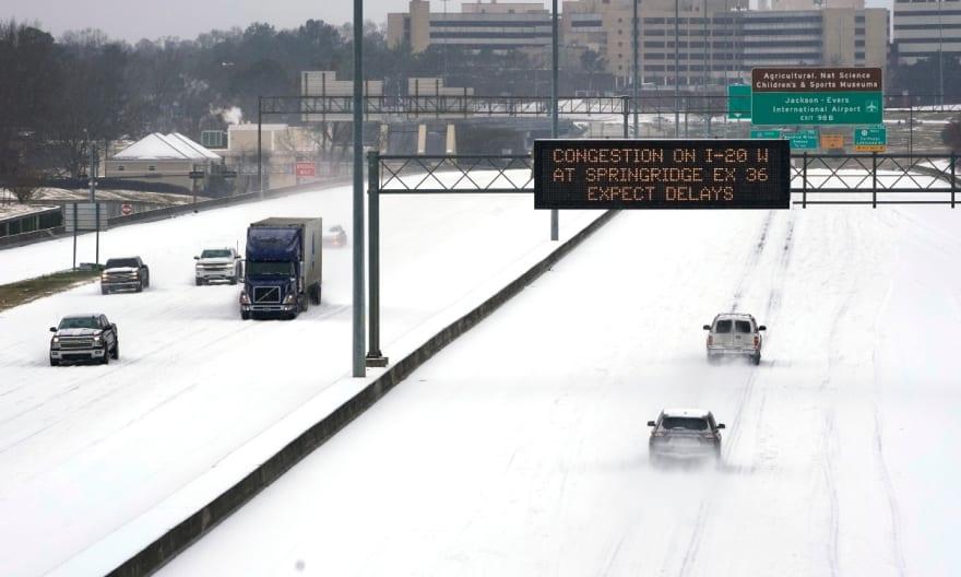 """Expertos aseguran que EEUU debe prepararse para """"tormentas invernales más intensas"""""""
