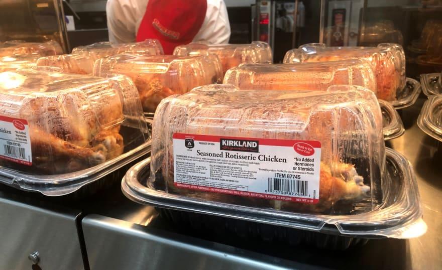 ¡Costco en problemas! Sus clientes amenazan con boicotear ventas de pollo rostizado