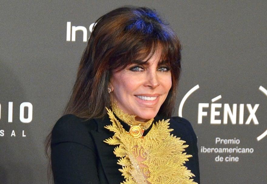 Verónica Castro aparece al natural y da lección a otras celebridades (FOTO)