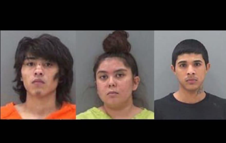 Mauricio Portillo, Sierra Camarillo y Nathan González caen por homicidio
