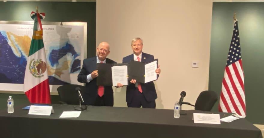 Consulado General de México en Atlanta firma acuerdo para fortalecer redes de protección de menores